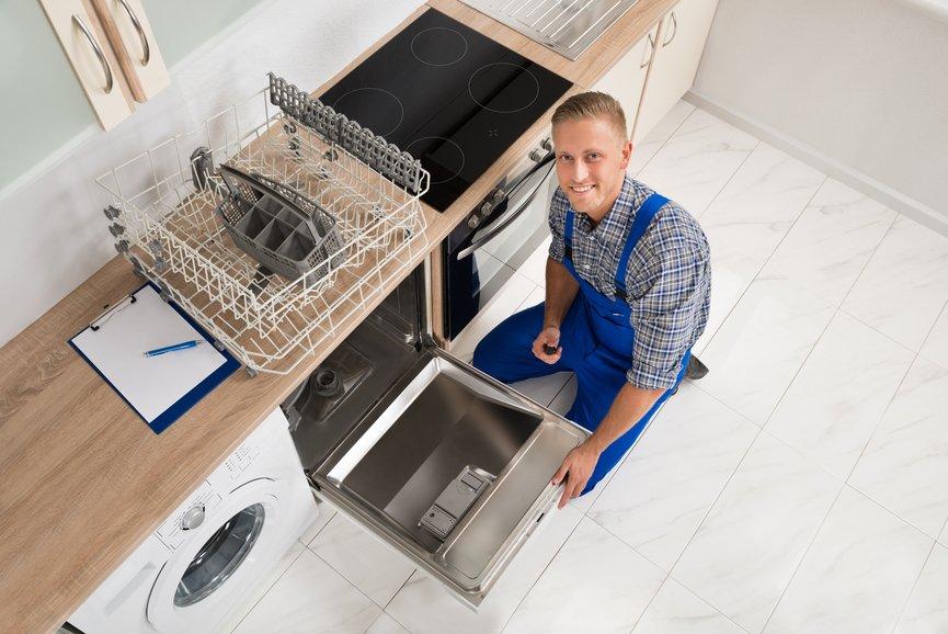 dishwasher service edmond