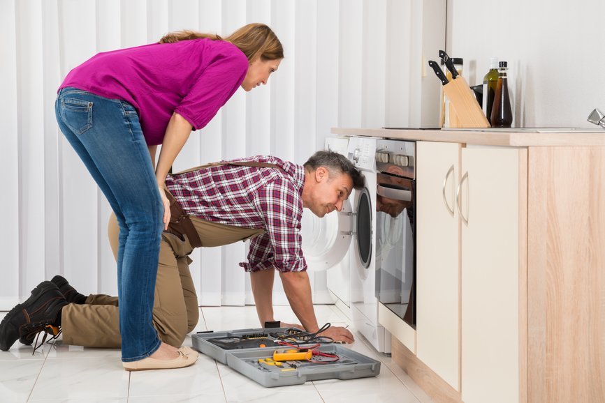 washing machine repair edmond oklahoma