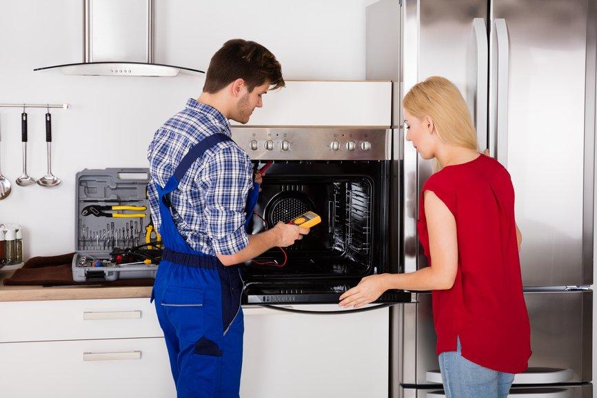 oven repair edmond oklahoma