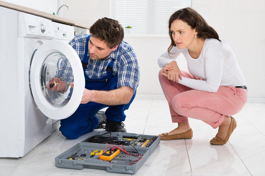 washer repair service edmond oklahoma