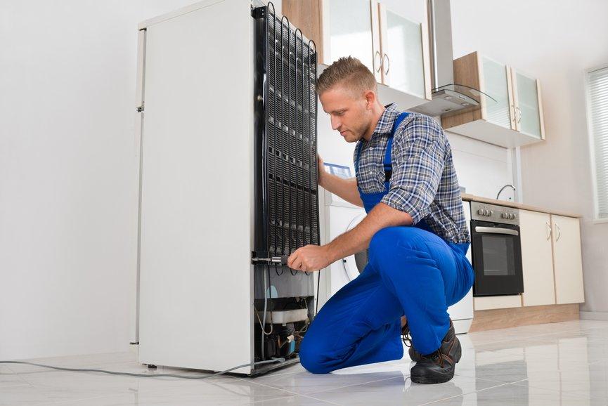 refrigerator repair edmond oklahoma