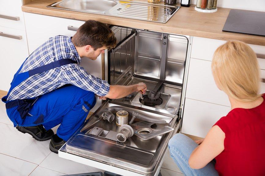 dishwasher repair edmond oklahoma