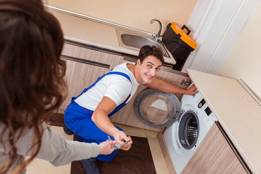 washing machine repair service Edmond oklahoma