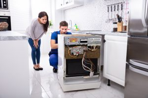 best dishwasher repair service edmond oklahoma