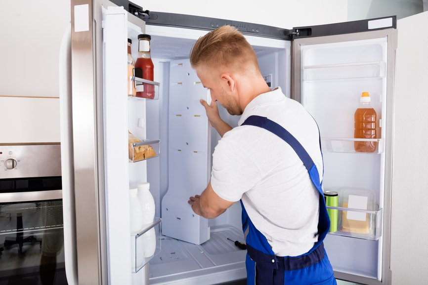 freezer repair service edmond oklahoma