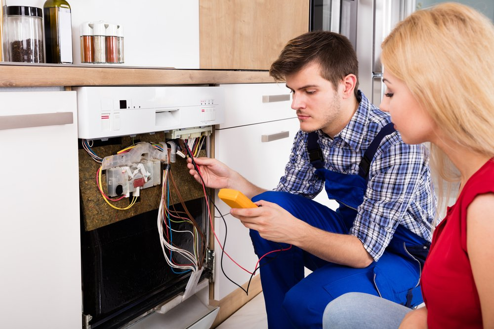 dishwasher service and repair Edmond Oklahoma