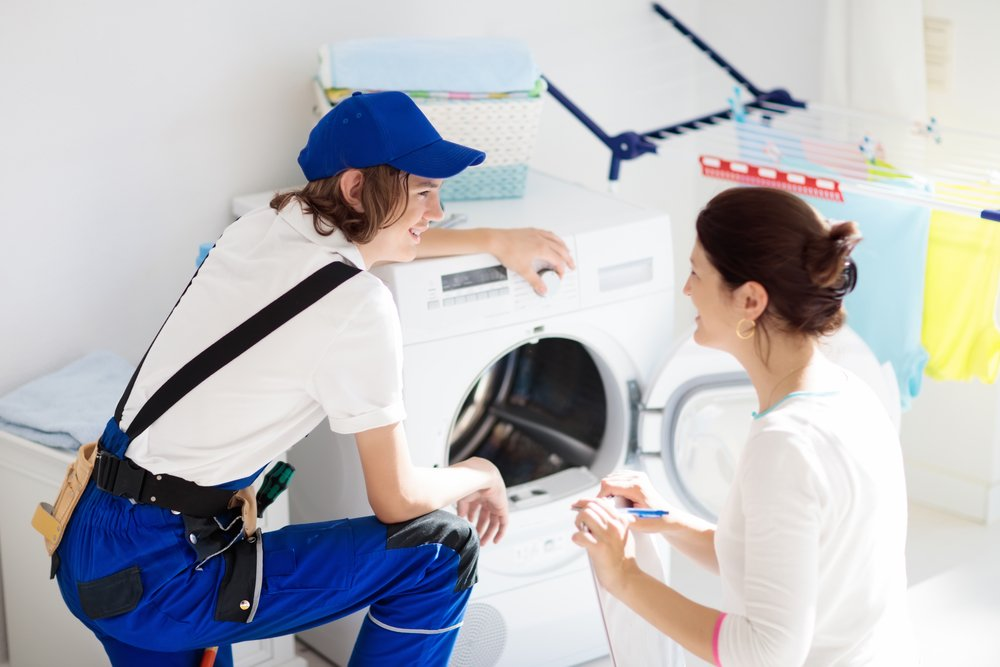 dryer repair and service Edmond Oklahoma