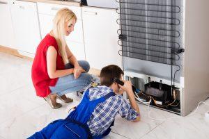 refrigerator repairs edmond